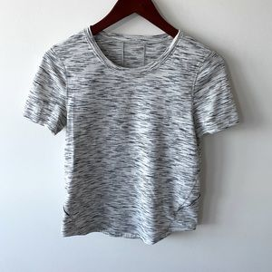 Lululemon athletic tee shirt